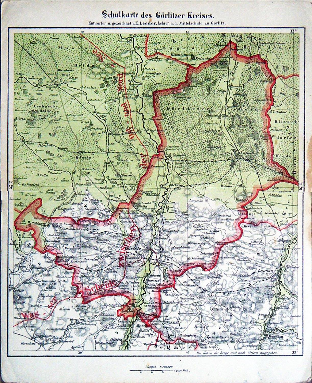 Mapy I Plany Zgorzelec 1920 Rok Stare Zdjecia